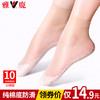 yaloo 雅鹿 YL001 女士短筒袜10双装 14.9元