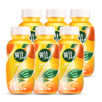 Watsons 屈臣氏 冷藏型鲜橙汁饮料 (橙子味、250ml*6支/盒)