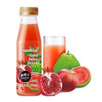 Watsons 屈臣氏 新奇士金装番石榴冷藏复合果汁饮料 (370ml)