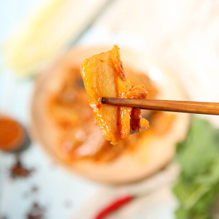 二商白玉 8鲜炒泡菜 120g(4件起售)