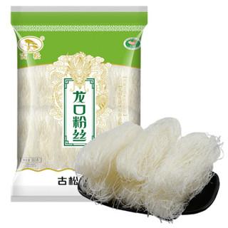 古松 方便速食绿豆水晶火锅粉丝粉条 龙口粉丝380g