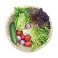 绿鲜知 沙拉菜组合 700g