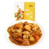 福成优选 咖喱鸡肉250g 方便菜 加热即食