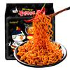 韩国进口三养火鸡面 方便面炒面速食泡面140g 5包装 超辣鸡肉味火鸡拌面食品