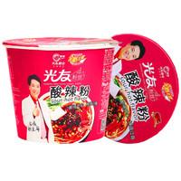 光友 酸辣粉 (630g、碗装、6碗)
