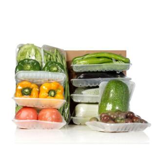 沱沱工社 有机蔬菜蛋礼盒(6种蔬菜+鸡蛋) 约3.6kg  新鲜蔬菜