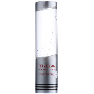 TENGA 日本进口 成人情趣专用水溶性润滑油 夫妻房事人体润滑剂 清晰型 170ml