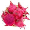 国产红心火龙果  4个装中果  单果约300~400g 新鲜水果