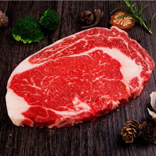 元盛 龙江和牛  A1眼肉牛排 200g
