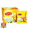 立顿Lipton 清新柠檬风味茶固体饮料 18g*10 独立速溶袋装茶粉 茶叶 *3件