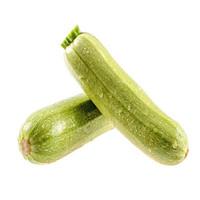 自然之星 有机西葫芦 约450g 茄瓜 白瓜 瓠瓜 烧烤食材 新鲜蔬菜