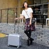 行李箱女铝框万向轮密码登机旅行箱皮箱子学生ins潮网红拉杆箱男 68元(需用券)