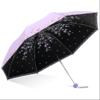 Paradise 天堂伞 双面印花晴雨伞