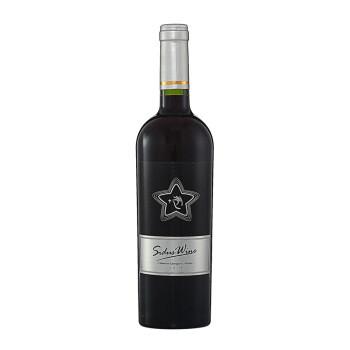 SIDUSWINE 星得斯 四钻红葡萄酒 750ml *2件