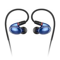FiiO 飞傲  FH1 耳机 (通用、圈铁结合、入耳式、黑色)