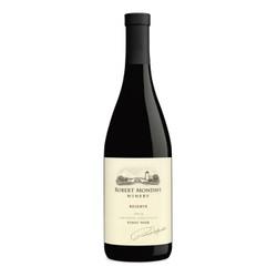 蒙大菲酒庄珍藏黑比诺红葡萄酒/红酒 2014 美国纳帕产区 750ml 原瓶进口 *2件