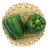 绿鲜知 青椒 约500g 烧烤食材 新鲜蔬菜