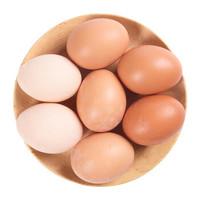 沱沱工社  柴鸡蛋 30枚 农场自产 *3件