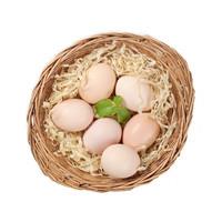 沱沱工社 北京油鸡柴鸡蛋 30枚  农场自产 *3件