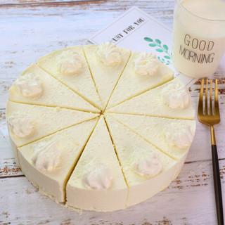 奥昆(AOKUN) 榴莲慕斯蛋糕 冷冻蛋糕  750g 下午茶糕点 网红甜品