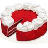 芝士百丽 红丝绒蛋糕 1600g 14片 欧洲原装进口 春节年货礼盒 CHEESEBERRY