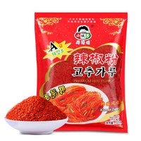 小伙子辣椒粉面韩式泡菜腌料韩国料理500g