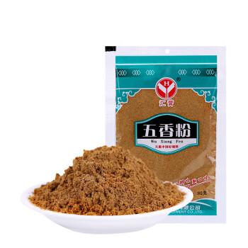 汇营 香辛调料 五香粉 中式调味品 80g