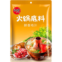 川崎 火锅底料 鲜香鸡汁 200g