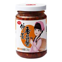 仲景 奥尔良味香菇酱 210g