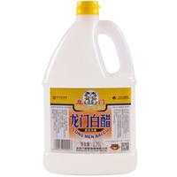 LONGMEN VINEGAR 龙门 白醋 (1.75L 、瓶装)