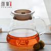 雅集玻璃壶茶壶热牛奶壶咖啡壶耐热玻璃冷水壶耐热玻璃茶具700ml 29元