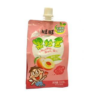 Want Want 旺旺 蜜桃果汁饮料 (300ml、蜜桃味)