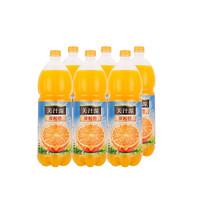 Coca Cola 可口可乐 美汁源系列 果粒橙果汁饮料 (1.8L*6瓶)