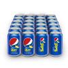 百事可乐  清柠味碳酸汽水饮料  330ml*24罐