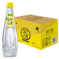 怡宝 蜜水柠檬水果饮料 480ml*15整箱装 *2件