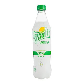 Coca Cola 可口可乐 纤维+ 系列 雪碧 (500ml*12瓶、柠檬味)