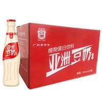 ASIA 亚洲 植物蛋白豆奶饮料 (330ml*24瓶)