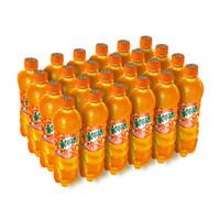 PEPSI 百事 美年达系列 橙子汽水 (600ml*24瓶、橙味)