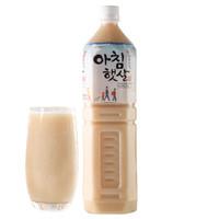 熊津 萃米源 糙米味 米露饮料  1.5L