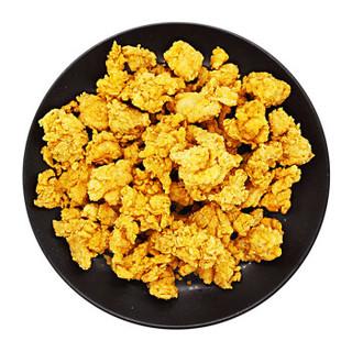凤祥食品 盐酥鸡500g  出口日本欧盟级食材  鸡米花原味鸡丁炸鸡块鸡肉块 休闲食品休闲零食早餐食品清真食品