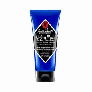Jack Black 套装 胡须养护套装 清洁滋润三件套 洗护露+剃须膏+滋养油