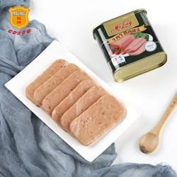 中粮梅林 牛肉午餐肉罐头 340g *2件