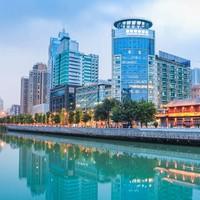 南航直飞!广州-成都5-6天往返含税机票+首晚酒店