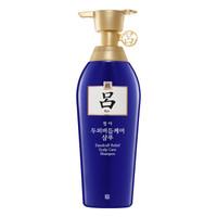 吕(Ryo)舒盈清润净澈去屑洗发水400ml 蓝吕洗发水