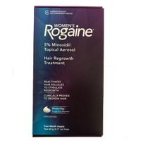 Rogaine 落健 Rogaine落健 女性浓密防脱发育发增发水生发液生发增发泡沫 2瓶装 四个月量 60克/瓶 美国进口 米诺