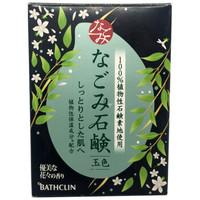 Bathclin 巴斯克林 舒和植物皂 120g