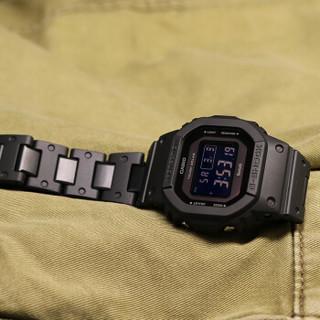 CASIO 卡西欧 GW-B5600BC-1B G-SHOCK系列 男士手表