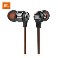 JBL 杰宝 T180A 立体声入耳式耳机