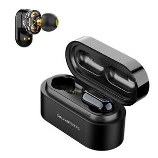 SoundPEATS Truengine 真无线蓝牙耳机 黑色
