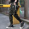 KARANCHI BKL-K9063  休闲裤男束脚工装裤 *2件 116元(合58元/件)